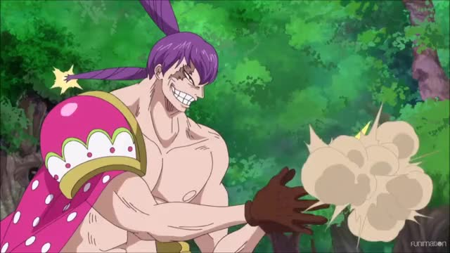 Watch this cracker GIF by Funimation (@funimation) on Gfycat. Discover more Anime, Funimation, One Piece, One Piece Episode 805, OnePiece, OnePieceEpisode805, Pirates, Straw Hats, action, comedy, fantasy, fights, funny, shounen GIFs on Gfycat