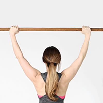 Watch and share 400x400 Pull-ups GIFs by Healthline on Gfycat