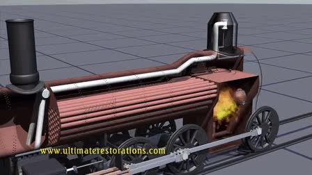 Watch Steam locomotive GIF on Gfycat. Discover more educationalgifs, mechanical_gifs GIFs on Gfycat