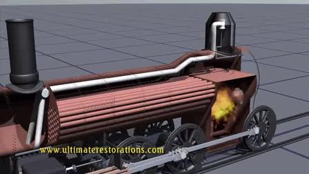 Watch and share Steam Locomotive GIFs on Gfycat