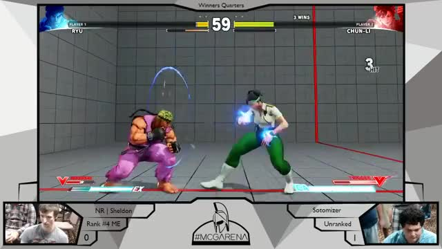 Watch and share Street Fighter V GIFs and Tournament GIFs by mcgharmful on Gfycat