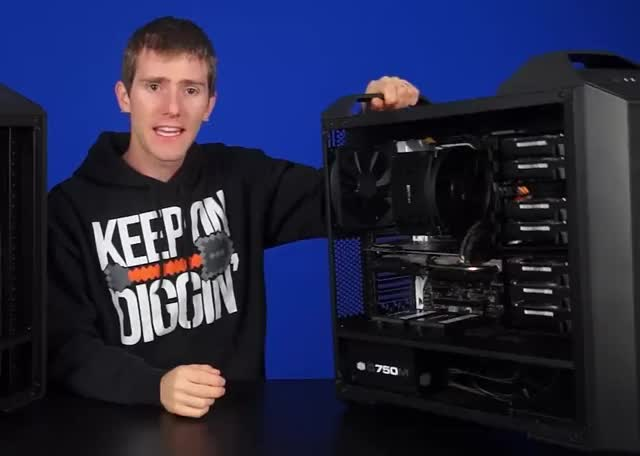Watch Linus GPU shake GIF on Gfycat. Discover more GPU, LinusTechTips GIFs on Gfycat