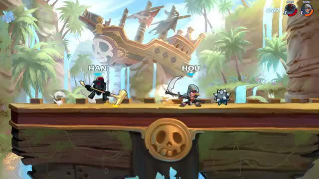 Watch and share Brawlhalla GIFs by Brian Johnson on Gfycat