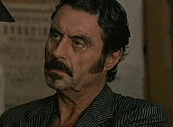 Watch and share Deadwood, Al Swearengen, Confused GIFs on Gfycat