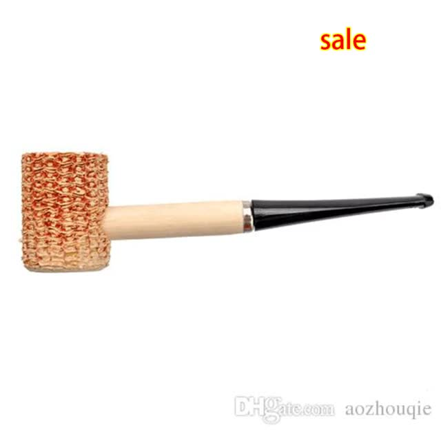 Watch Wood Free Type as show Wholesale New 25pcs lot Corn Cob Style Tobacco Smoking Pipe Large Size Smoking Accessories Free Shipping GIF on Gfycat. Discover more related GIFs on Gfycat