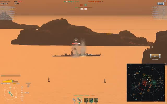 Watch Ouch That Hurt GIF by @godzilla5549 on Gfycat. Discover more world of warships, worldofwarships GIFs on Gfycat