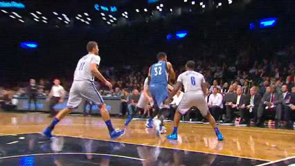 Watch and share Zach LaVine — Minnesota Timberwolves GIFs by Off-Hand on Gfycat