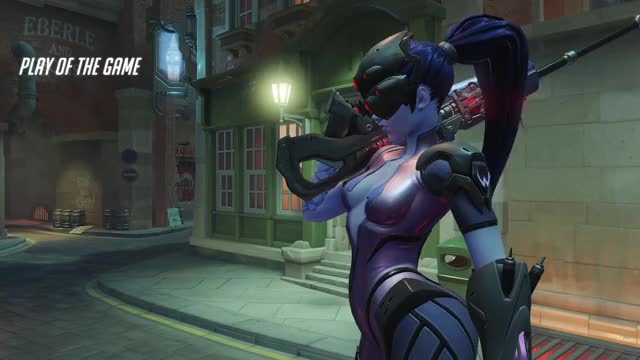 Watch and share Widowmaker GIFs and Overwatch GIFs by elusivefeebas on Gfycat