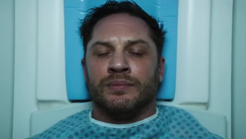 pain, shock, sudden pain, tom hardy, venom, Venom - Extreme pain GIFs