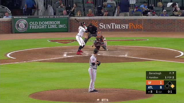 Watch and share Atlanta Braves GIFs and Baseball GIFs by richardopl on Gfycat