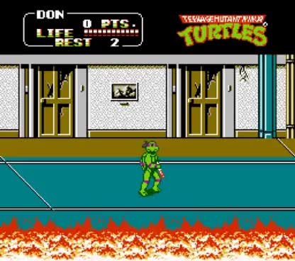 Watch TMNT Gameplay Again GIF on Gfycat. Discover more NES GIFs on Gfycat