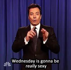 Watch and share The Tonight Show Starring Jimmy Fallon GIFs and Wednesday GIFs on Gfycat