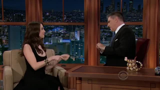Watch Alison Brie GIF on Gfycat. Discover more funny moments talk show, late night talk shows GIFs on Gfycat