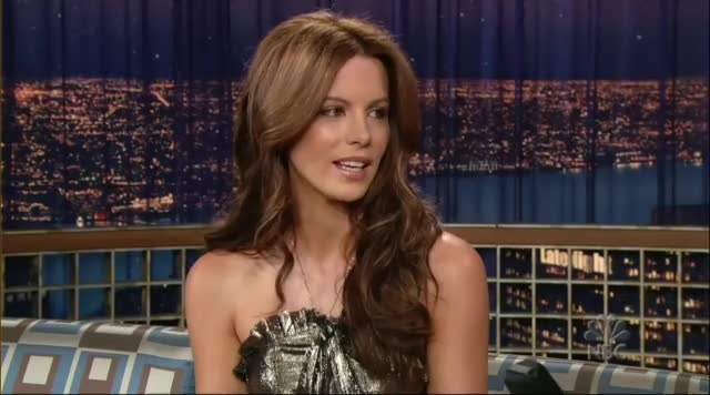 Watch and share Kate Beckinsale GIFs and Conan GIFs by lovemaker on Gfycat