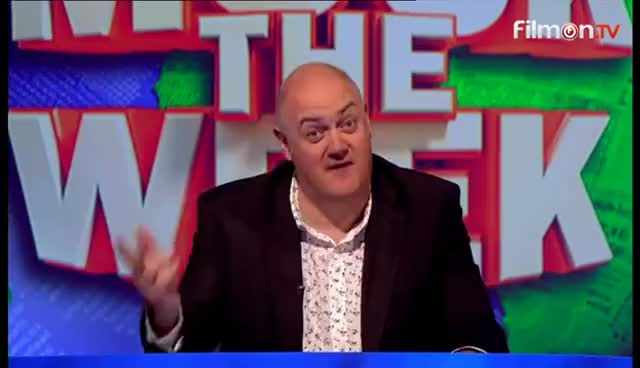 Watch and share Mock The Week Series 14 Episode 3 - James Acaster, Ed Byrne, Gary Delaney, Sara Pascoe GIFs on Gfycat