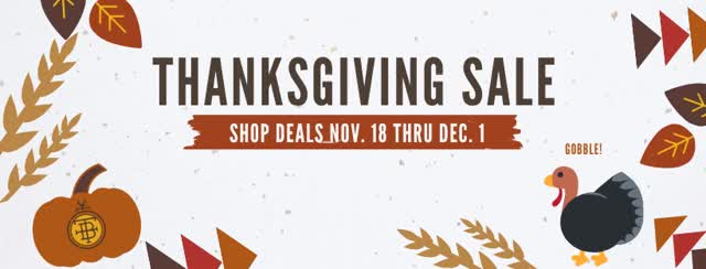 Watch and share ThanksgivingSale GIF FB GIFs on Gfycat