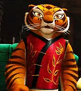 Watch and share Kung Fu Panda 2 GIFs and Master Tigress GIFs on Gfycat