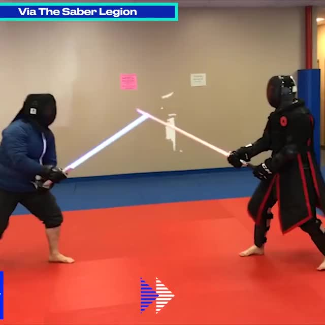 Watch and share Saber 2 GIFs on Gfycat