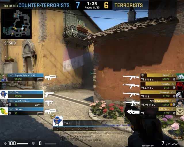 Watch and share Counter-strike Global Offensive 2019.02.04 - 23.30.42.04 GIFs on Gfycat