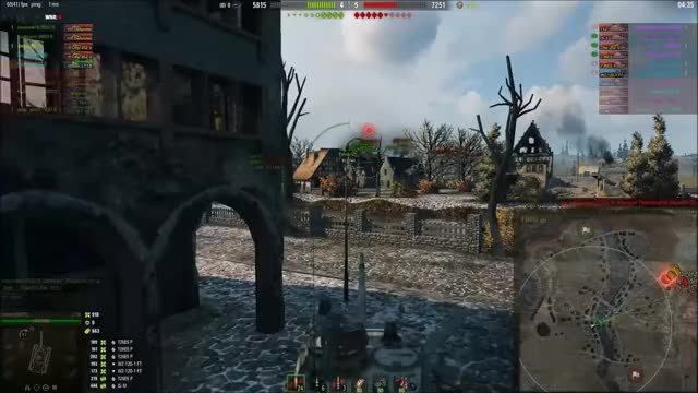 Watch and share World Of Tanks GIFs and Strongholds GIFs by Canteen on Gfycat