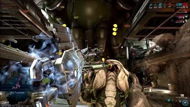 Watch and share Exiting Crewship Teleported Me Inside Grineer Base GIFs by someguywhoplaysgames on Gfycat