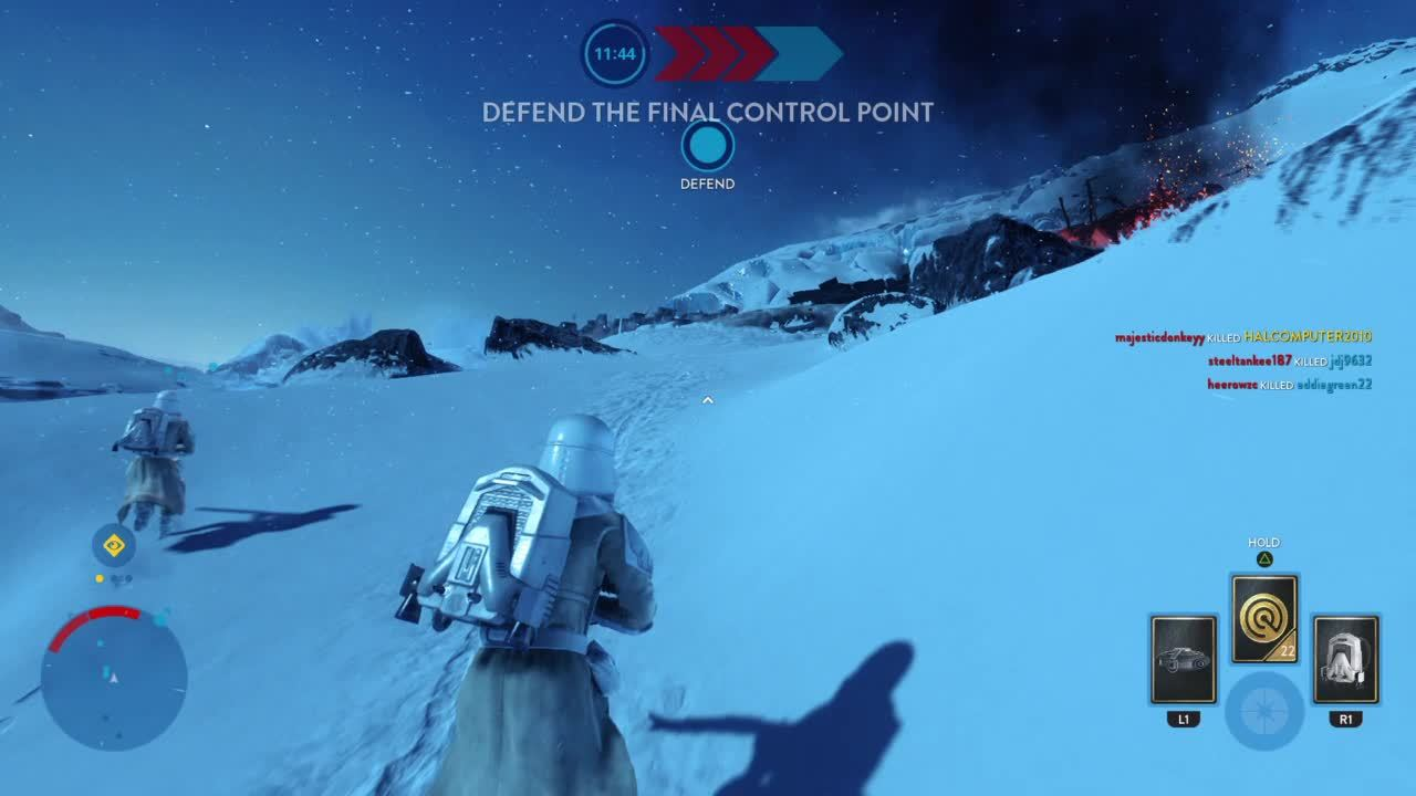 starwarsbattlefront, But... how did I die? GIFs