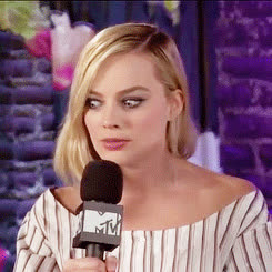 celeb_gifs, celebrity, margot robbie, margotrobbie, oh shit, shit, Margot Robbie GIFs