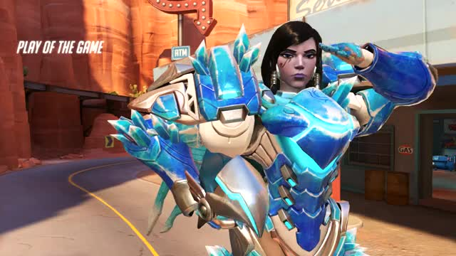 Watch highlight GIF on Gfycat. Discover more overwatch, pharah GIFs on Gfycat