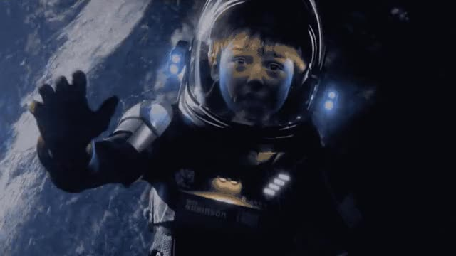 Watch and share Lost In Space GIFs and Astronaut GIFs by Reactions on Gfycat