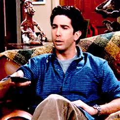 Watch and share David Schwimmer GIFs and Joey Tribbiani GIFs on Gfycat