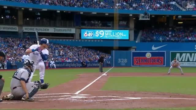 Watch and share Donaldson's Two-homer Game GIFs on Gfycat
