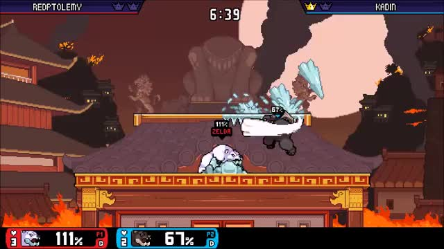 Watch and share Parry Punish GIFs by redptolemy on Gfycat