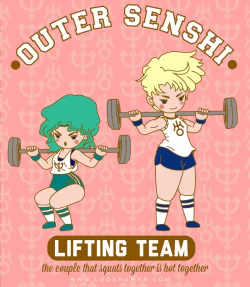 Watch and share Neptune And Uranus GIFs and Sailor Neptune GIFs on Gfycat