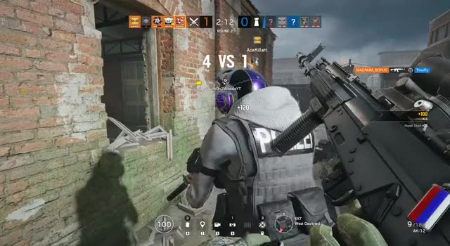 When you think it can't get any worse Rainbow6