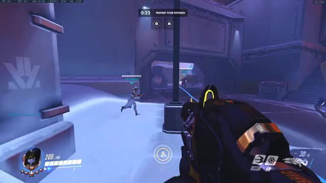 Watch and share Overwatch GIFs and Doomfist GIFs by asdasdv on Gfycat