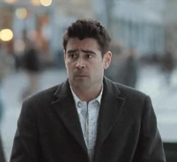 Watch and share Colin Farrell GIFs by Reactions on Gfycat