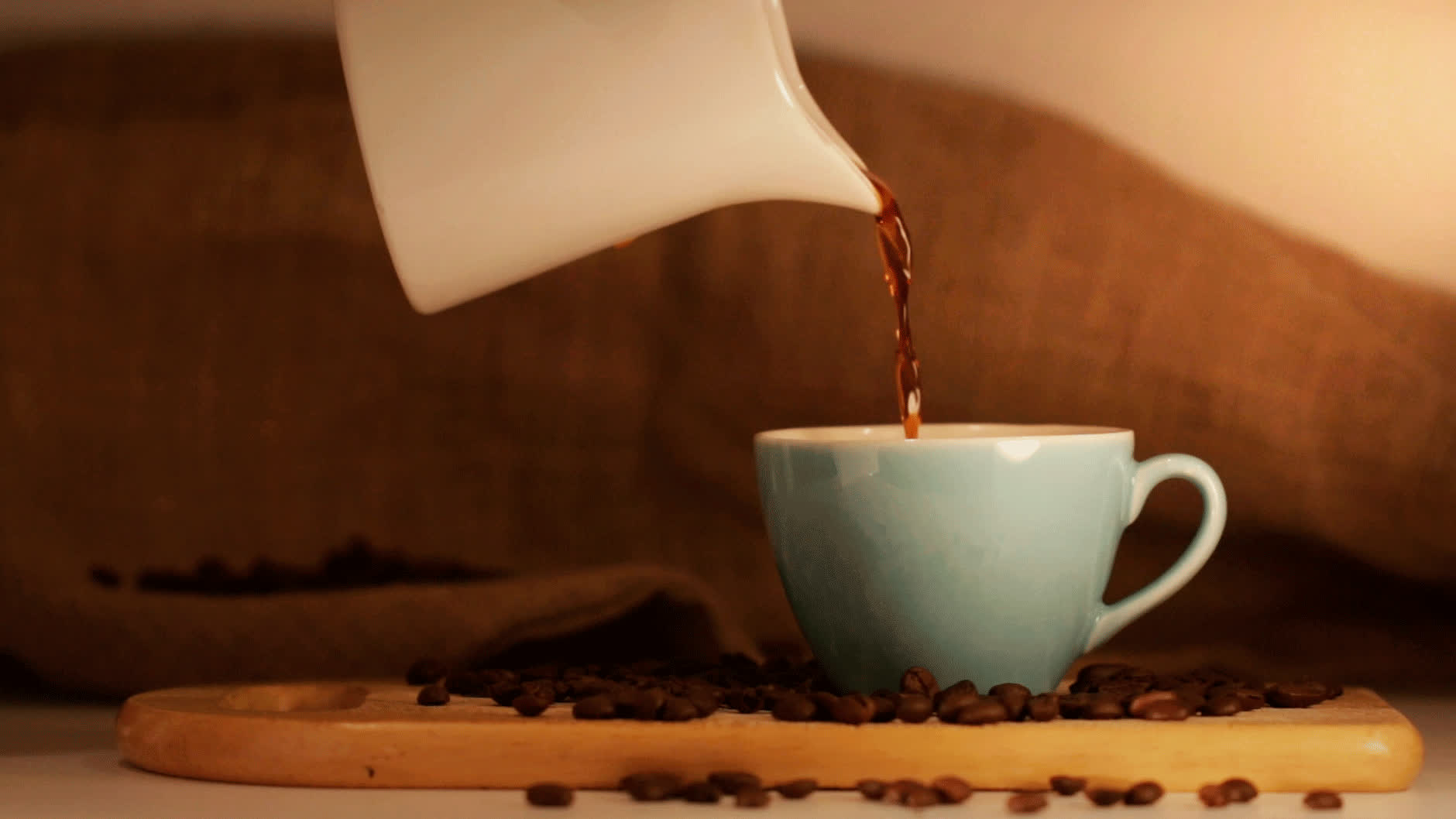 cinemagraphs, Coffee GIFs