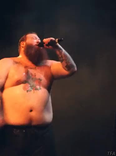 Watch and share Action Bronson GIFs and Bronsolino GIFs on Gfycat
