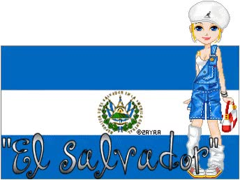 Watch and share 🇸🇻 — El Salvador animated stickers on Gfycat