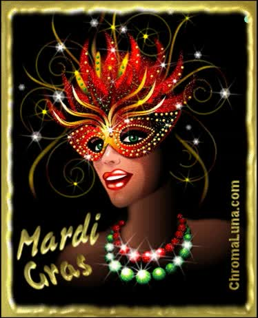 Watch and share Mardi Gras Mask GIFs on Gfycat
