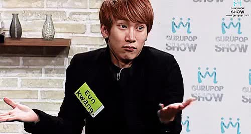 Watch and share Kpop Questions GIFs and Btob Scenarios GIFs on Gfycat