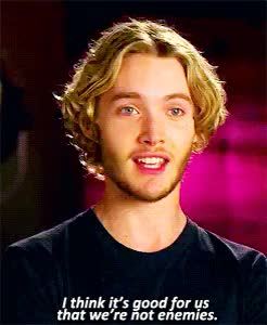 Watch and share Frabastian GIFs and Toby Regbo GIFs on Gfycat