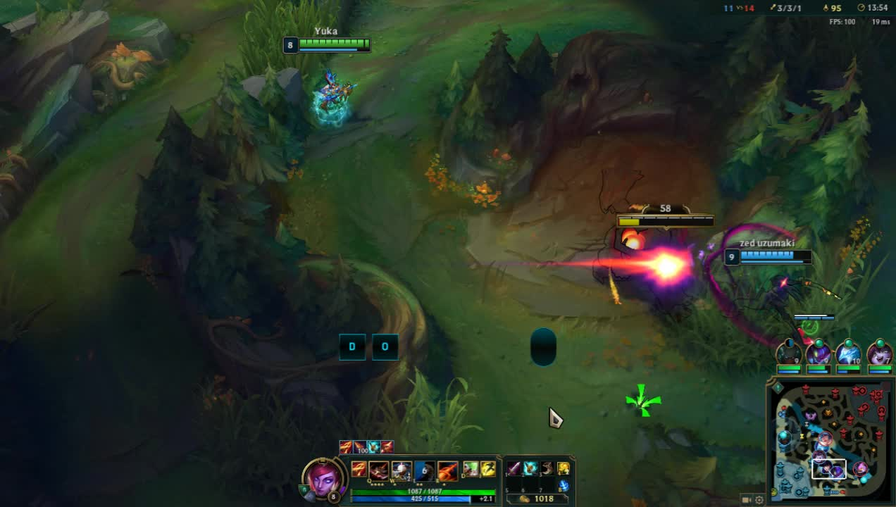 Assist, Caitlyn, Double-kill, Gaming, Kill, LeagueOfLegends, Overwolf, Check out my video! LeagueOfLegends | Captured by Overwolf GIFs