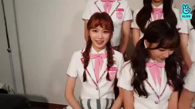 Watch and share Kim Chaewon GIFs and Produce 48 GIFs by coisher on Gfycat