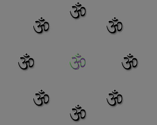 Watch and share Symbole, Namaste, Aum, Om, Yoga GIFs on Gfycat