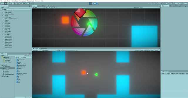 Watch and share Unity 2018.4.9f1 Personal - Main.unity - DungeonGame - PC, Mac & Linux Standalone DX11  2019-10-27 07-26-45 GIFs on Gfycat