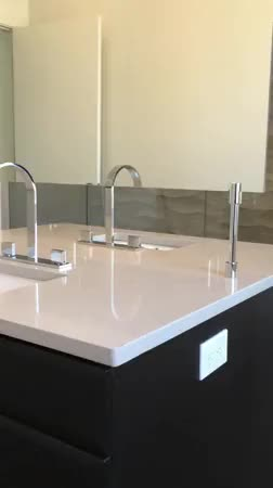 Watch and share The Sinks ALWAYS Line Up In The Mirror In This Bathroom (reddit) GIFs by bananaramas on Gfycat