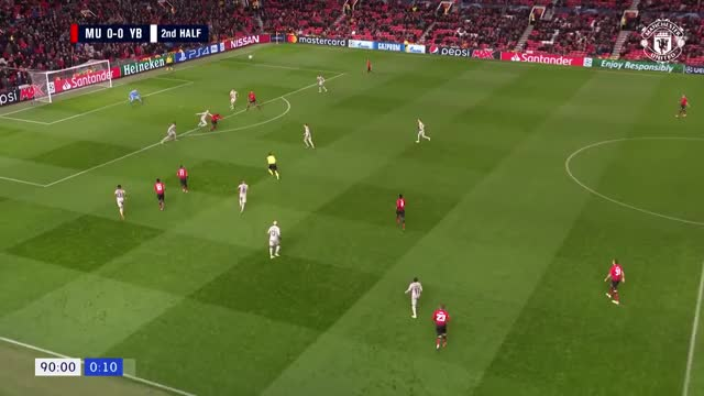 Watch and share Manchester United GIFs and Bsc Young Boys GIFs on Gfycat