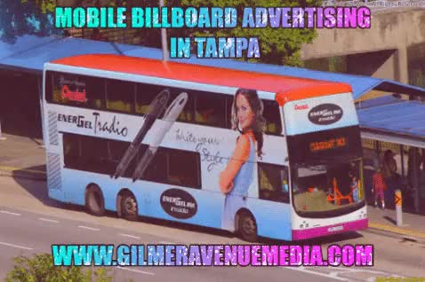 Watch and share Mobile Billboard Advertising In Tampa GIFs by lawrencechristina610 on Gfycat