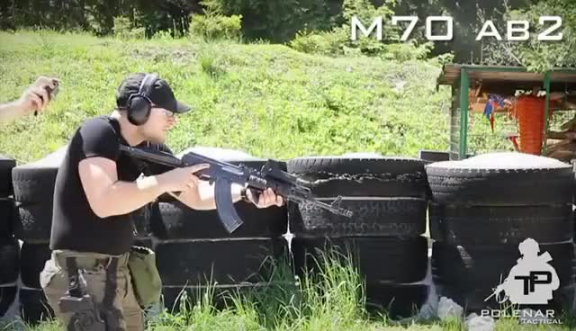 Watch and share AK47 Vs HK 416 Vs HK G3 GIFs on Gfycat